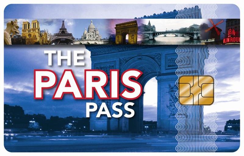 Entrada gratuita nas atrações de Paris