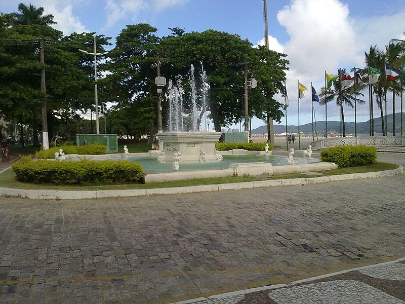 Praias famosas de São paulo