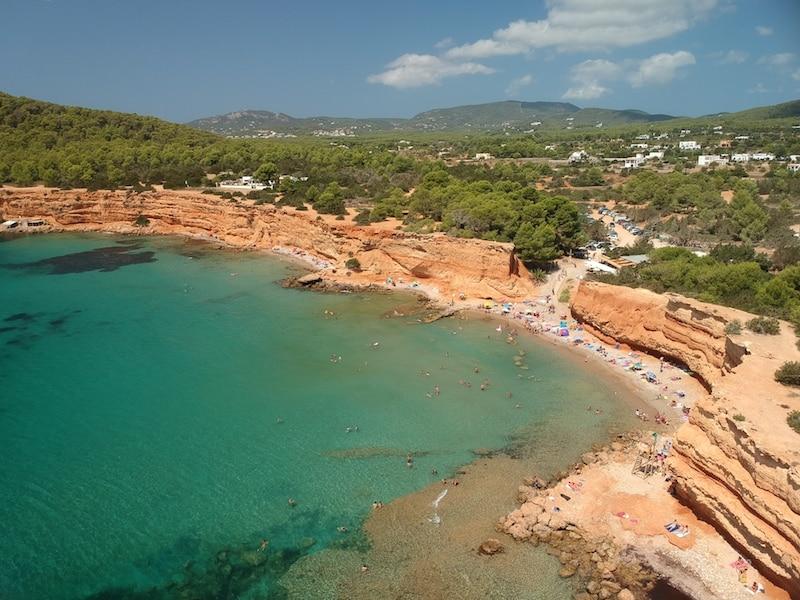 Praias para férias da Espanha