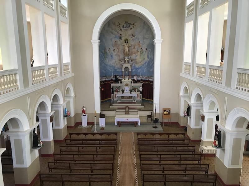 Se hospedar no mosteiro no Ceará