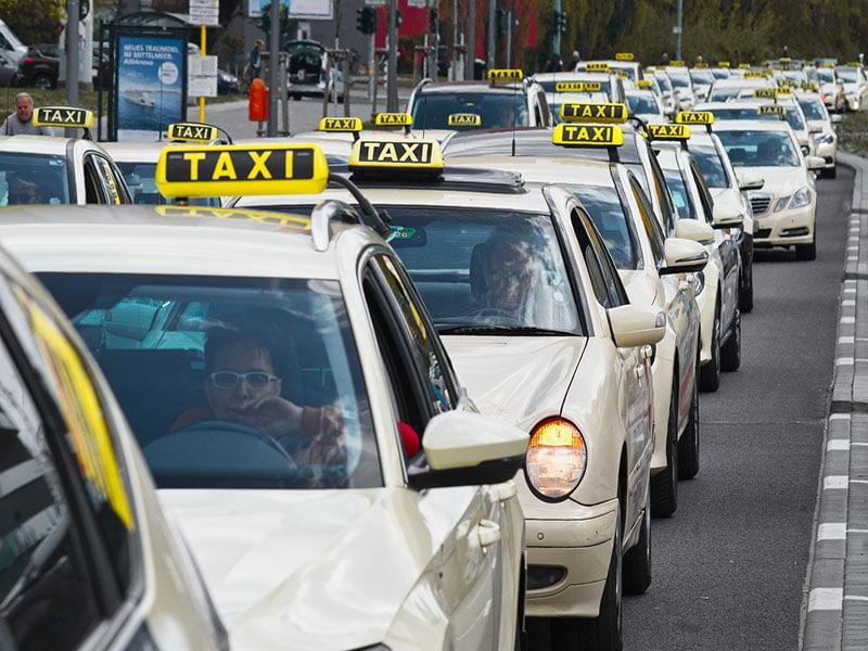 Taxi em São Francisco