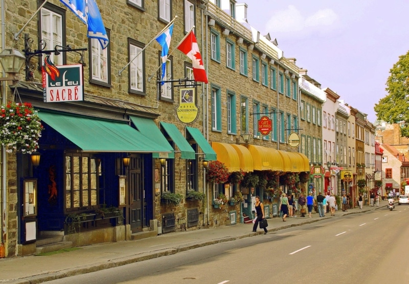 Quebec en tete