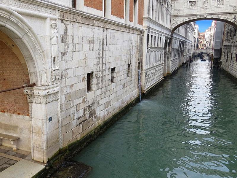 Lugares românticos da Itália