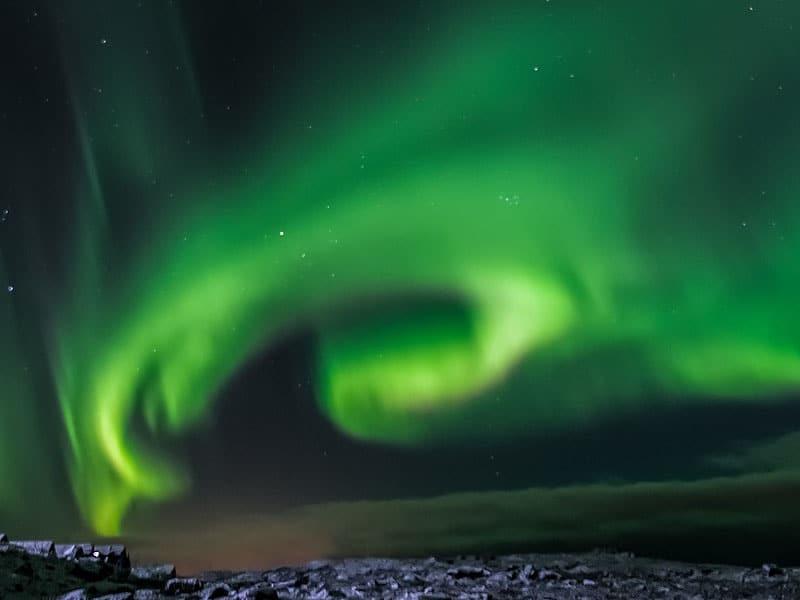 Destinos para assistir a Aurora Boreal