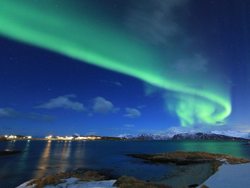 Capital da Aurora Boreal