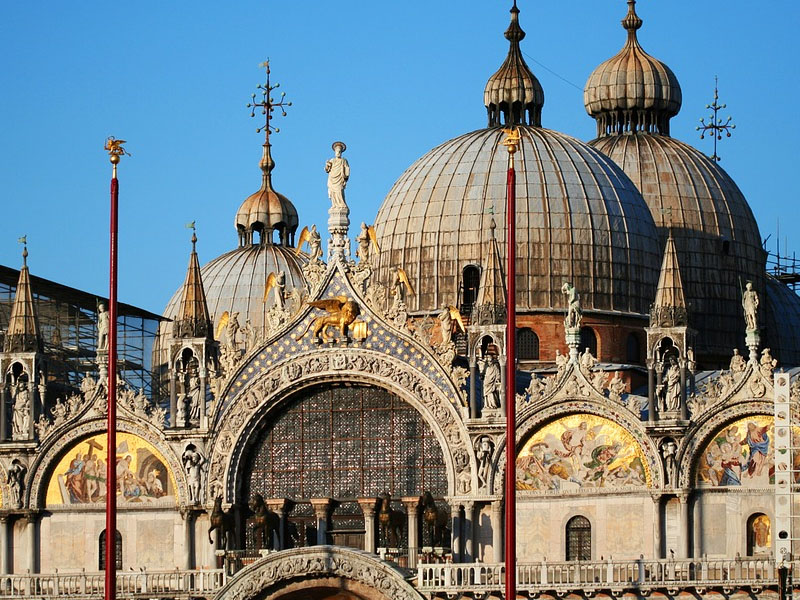 lugares para visitar em Veneza fechados