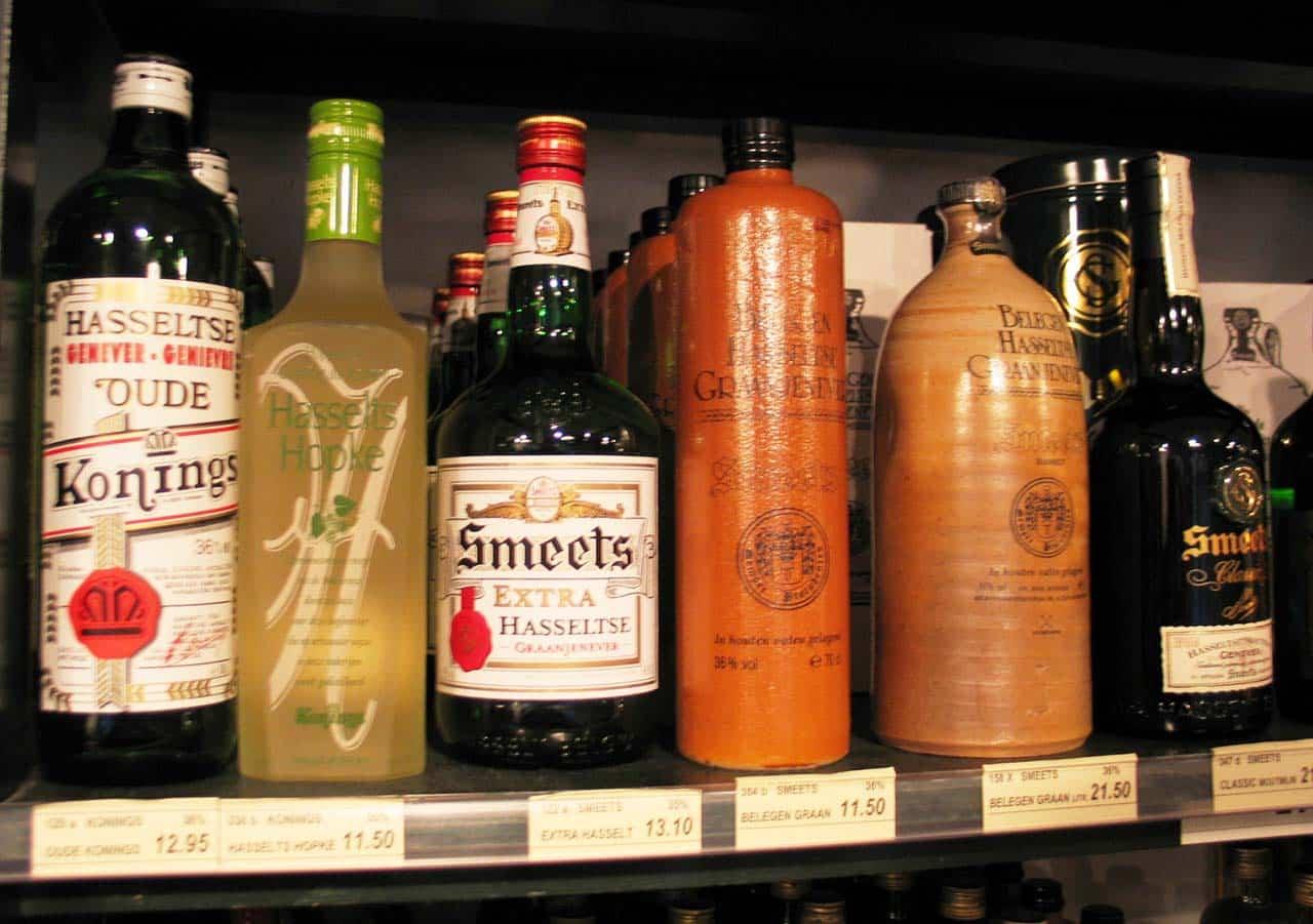 Bebidas holandesas