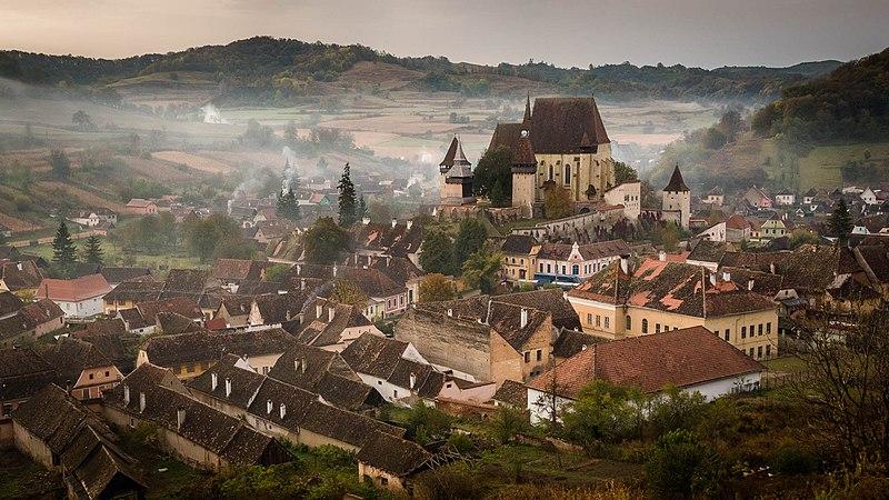 Quais as cidades imperdíveis para viajar na Europa - Romênia?