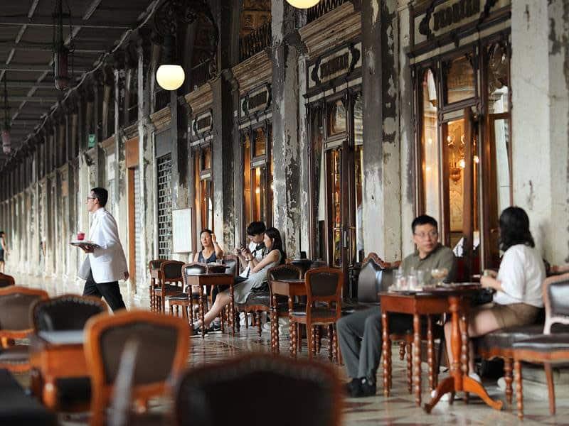 Cafeterias mais antigas do mundo