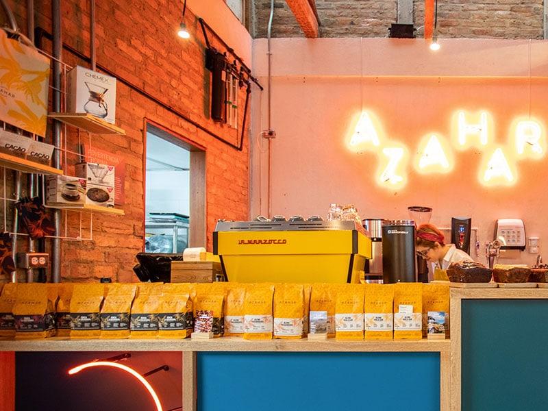 Onde tomar café na Colômbia