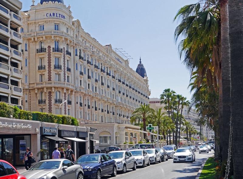 Lugares para visitar em Cannes