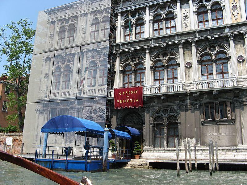 Lugares para conhecer em Veneza com chuva