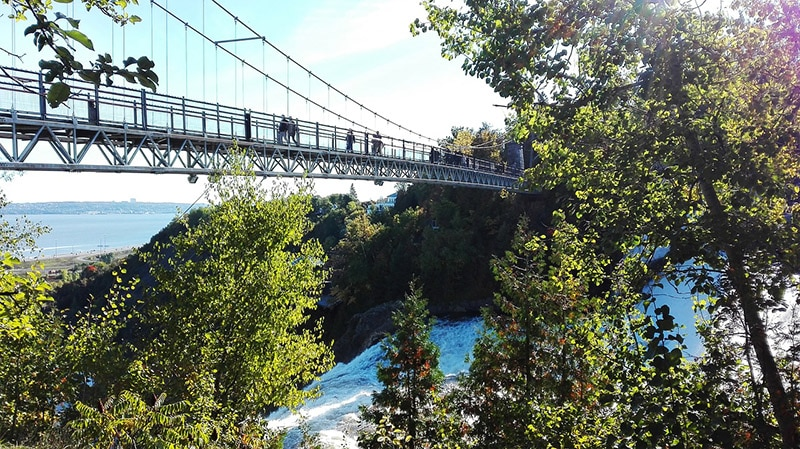 Cataratas de Quebec