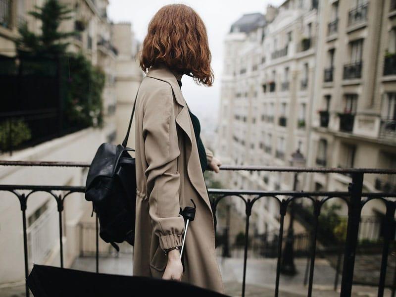 O que fazer em Paris com chuva
