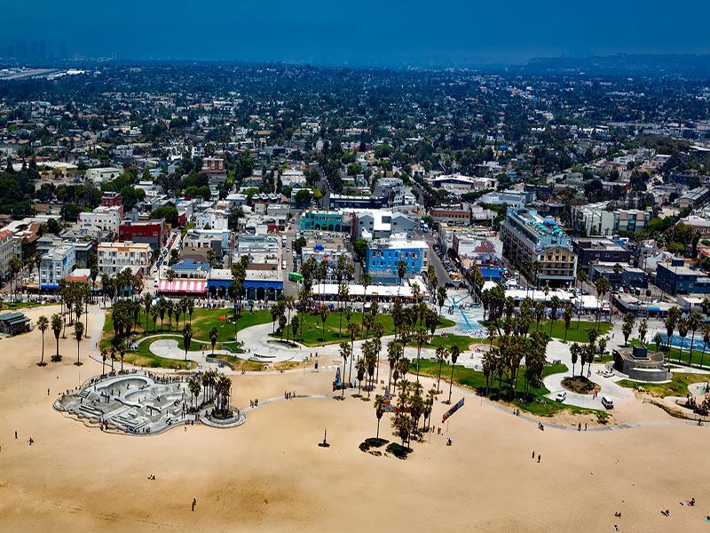 Dicas Los Angeles, California