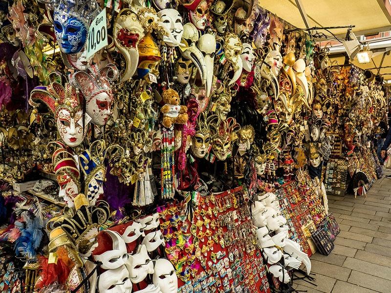 Dicas de compras em Veneza