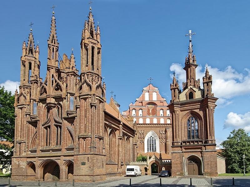 Turismo religioso na Lituânia