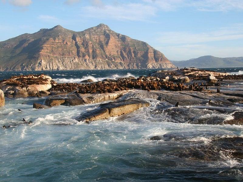 Cidades turísticas da África do Sul