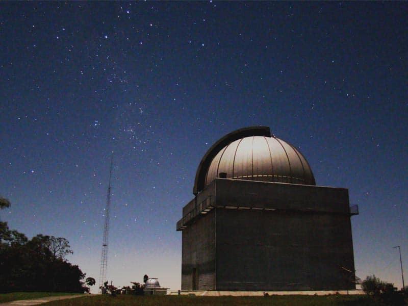 Turismo astronomico no Brasil