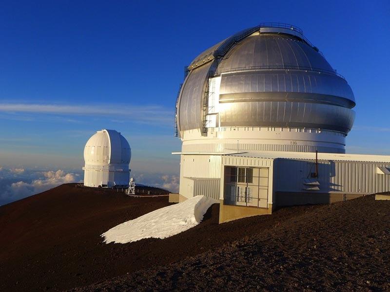 Turismo astronomico no Hawaii