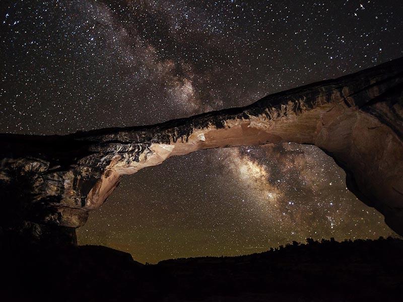 Turismo astronomico nos Estados unidos