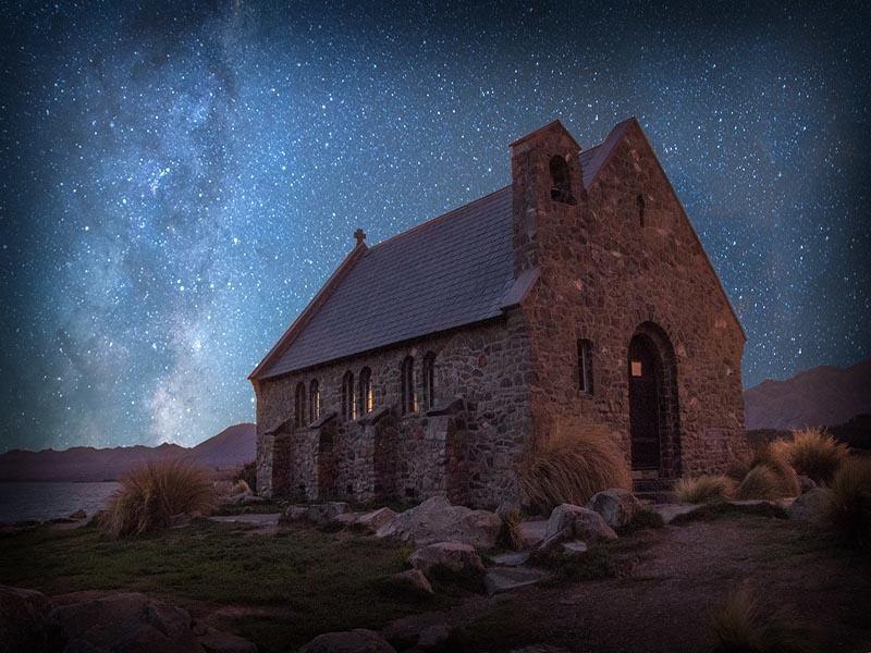Turismo astronomico na Nova Zelandia