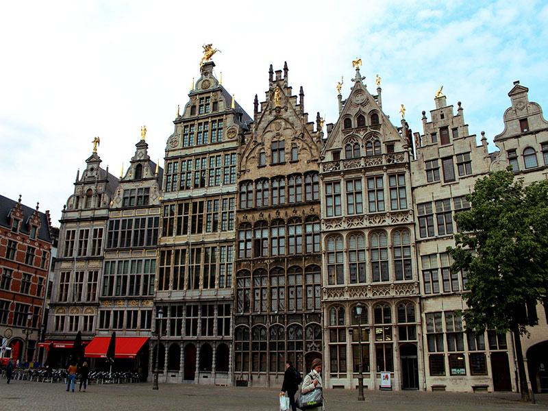 Documentos para viagem para Bélgica