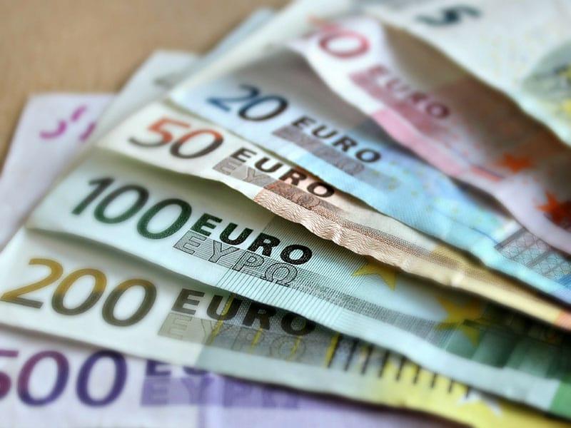 Euro é a moeda local