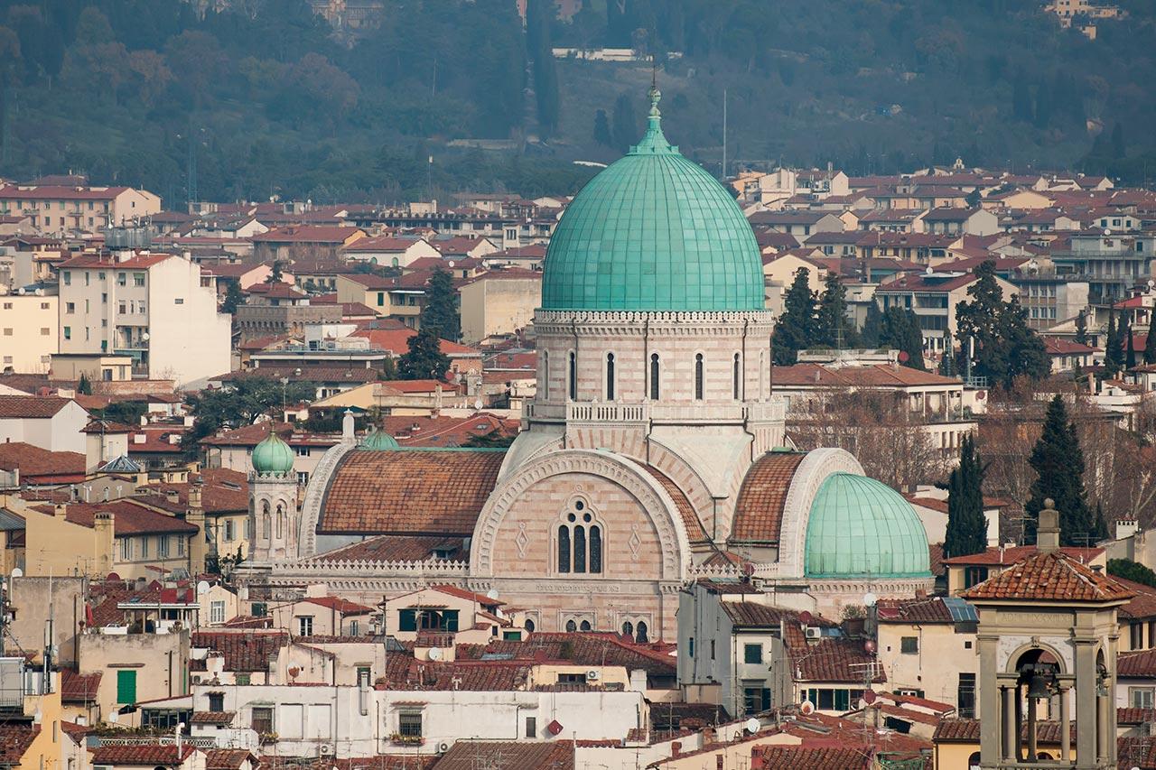 Lugares na Europa para visitar em Florença