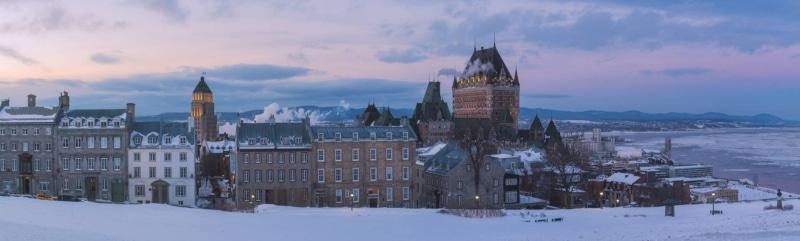 Curso de inglês em Quebec Canadá