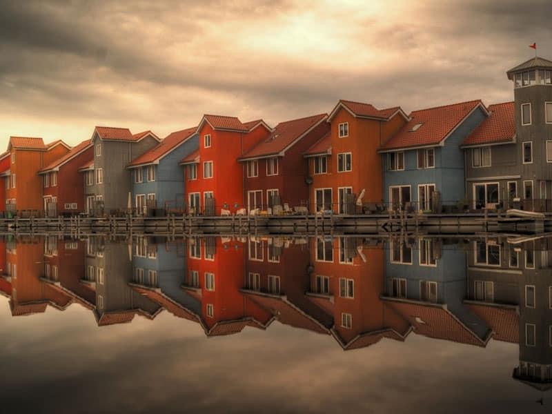 Clima na Holanda