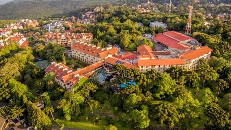 Hotéis em Gramado no centro