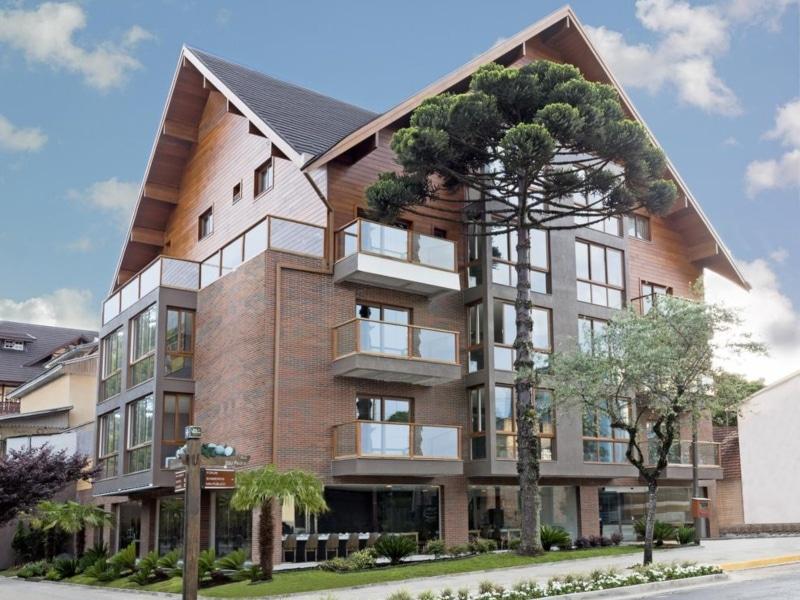 Hotéis famosos em Gramado