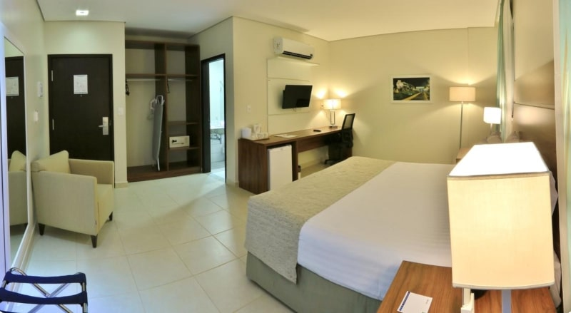 Hotéis em Porto Velho próximo ao shopping