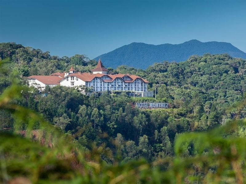 hoteis santa catarina resort