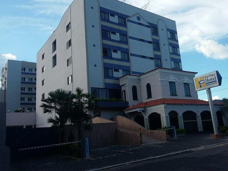 hotéis em teresina baratos