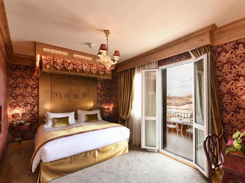 Hotéis na Itália