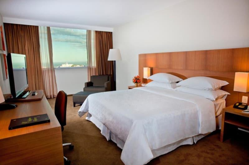 Hotéis em Vitória