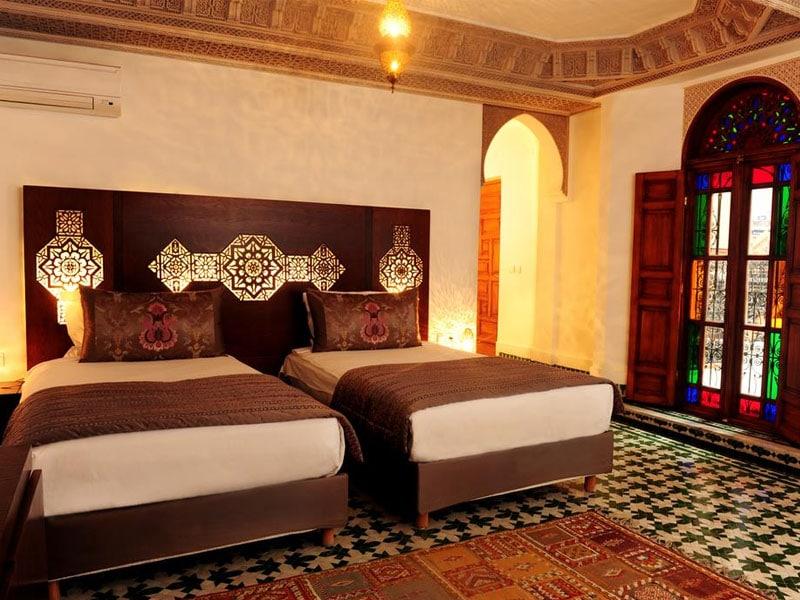 Hotéis no Marrocos