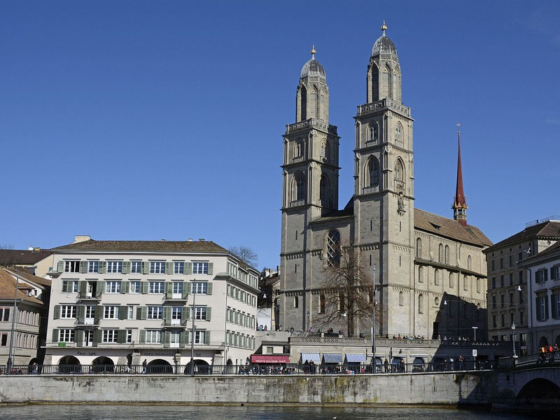 Igrejas na Suíça