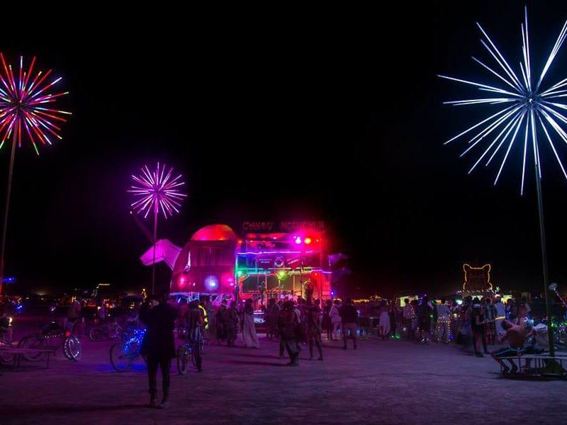 Festivais de musica famosos