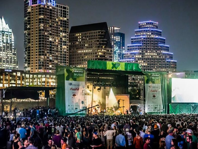 Atrações do Texas