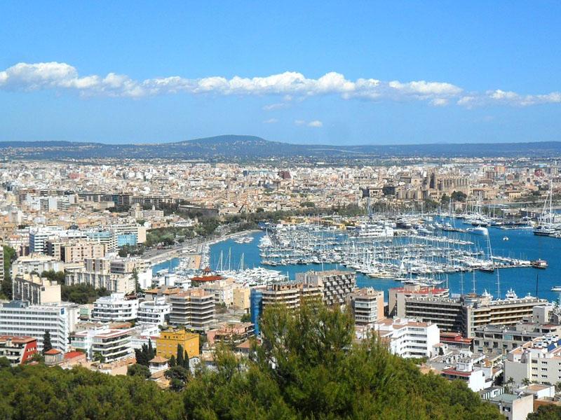 Roteiro na Espanha