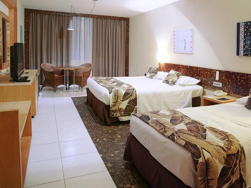 Quais os hotéis em Maceió 5 estrelas
