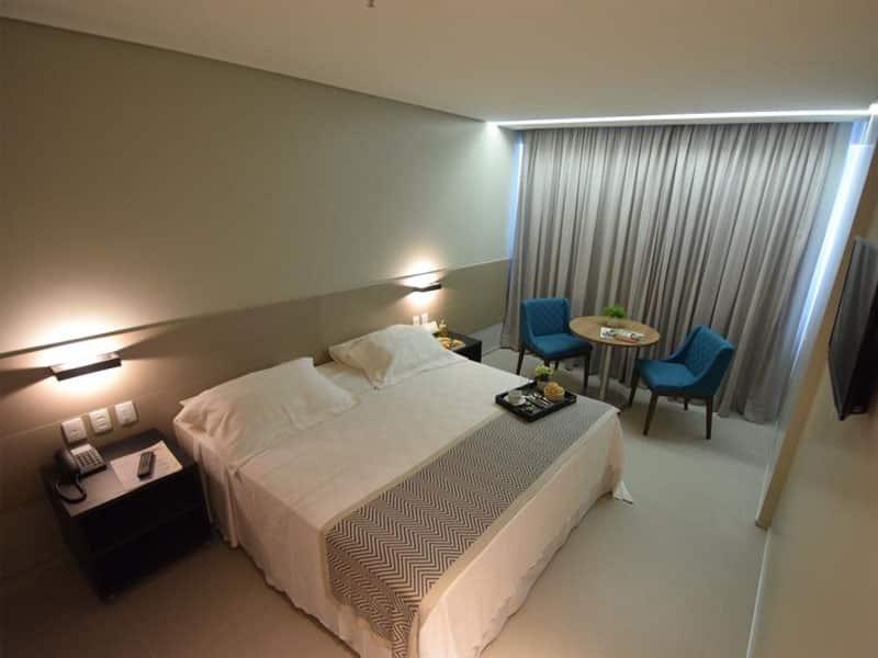 Quais os melhores hotéis em Maceió 4 estrelas