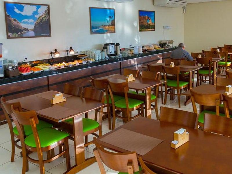 Hotéis em Teresina 3 estrelas baratos