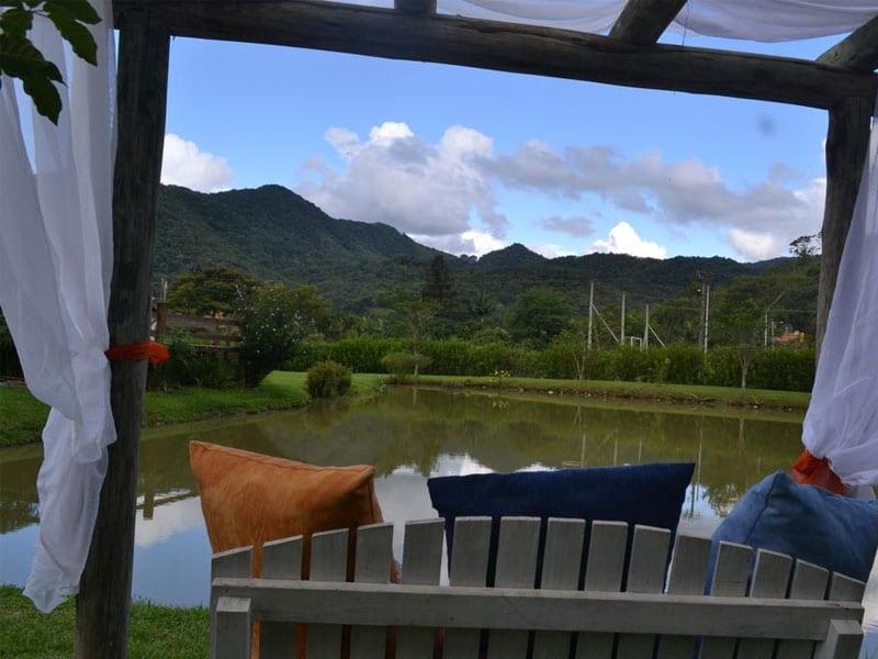 Qual o melhor hotel fazenda em Santa Catarina?