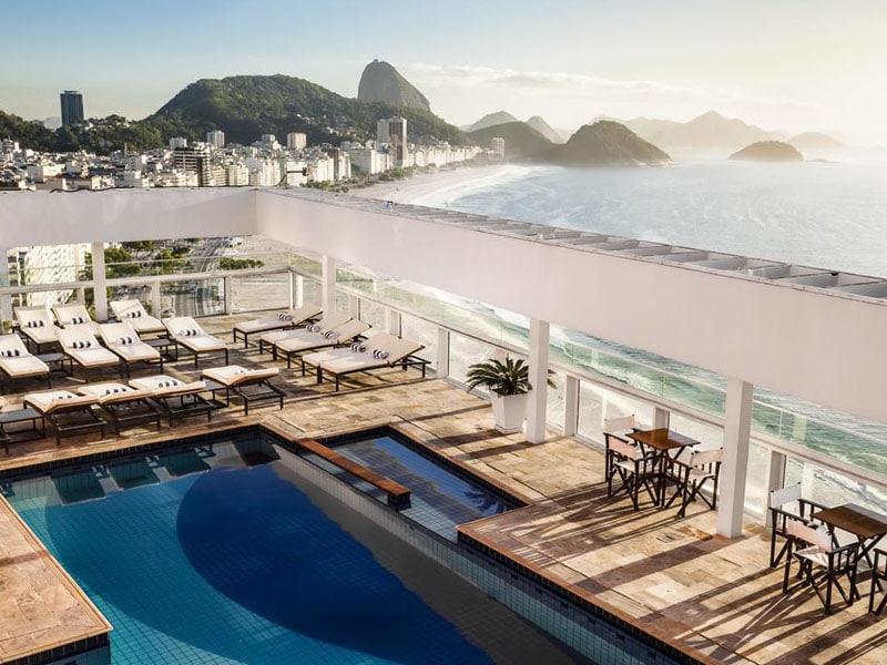 Hotéis em Copacabana, Rio de Janeiro