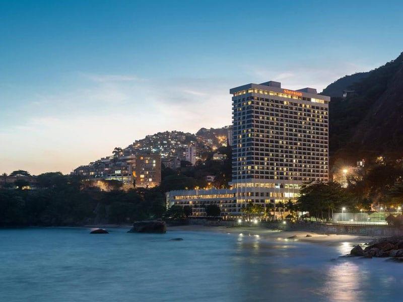 Hotéis com serviços de spa no Rio de Janeiro