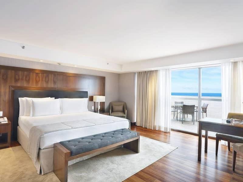 Hotéis de praia no Rio de Janeiro
